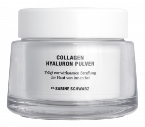 Collagen Hyaluron Pulver